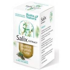 Salix Rotta se administreaza ca sa supliment alimentar, in reumatism, guta, spondilita anchilozanta, nevralgii, gripa, rinite, insomnii, afectiuni ale circulatiei periferice, hemoroizi, hemoptizie, diaree sanguinolenta si preventia infarctului miocardic.