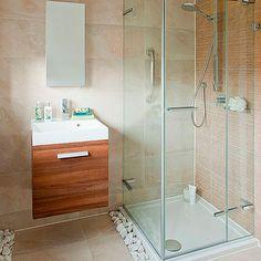 Muebles de lavabo para baños pequeños