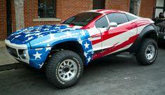 "Local Motors - Rally Fighter  ""America, F#%K YEAH!"""