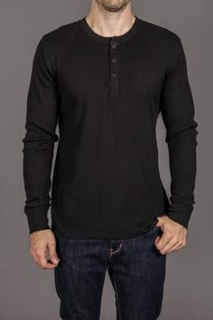 L/S Thermal Henley