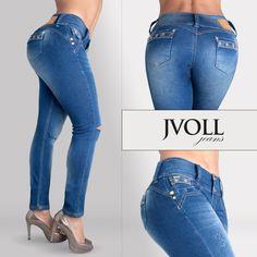 La silueta exitosa en Colombia llega a México con la misma calidad y belleza que caracteriza a JVOLL y diseño actual! Jean - Ref. J0374 Eva Disponible en México Agotado en Colombia http://www.jvolljeans.com/es/tiendas #Hermosillo #Culiacan #Cuernavaca #CDMX #Jeans #Mezclilla #moda #Colombian