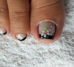 Toe Nail Designs, Toe Nails, Diana, Makeup, Dad Daughter Tattoo, Pretty Pedicures, Pretty Nails, Pretty Toe Nails, Simple Toe Nails