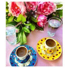 Türk kahvesi keyfi