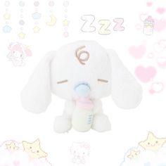 Iphone Wallpaper Kawaii, Soft Wallpaper, Cute Wallpaper Backgrounds, Cute Wallpapers, Cute Animal Drawings, Cute Drawings, Sanrio Danshi, Baby Pink Aesthetic, Kawaii Room