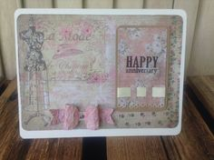 Happy Anniversary Anniversary Card Greeting Card by CountryShades