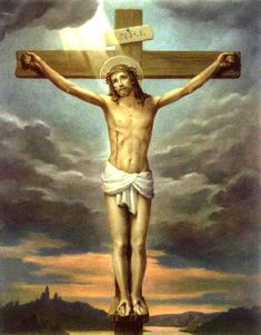God Jesus Christ crucifixion on Cross with nails and Crown of thorns wallpaper Jesus Christ on the wooden Cross with light yellow backgroun. Images Du Christ, Pictures Of Jesus Christ, Jesus Pics, Rosary Novena, Holy Rosary, Catholic Online, Catholic Blogs, Catholic Churches, Catholic Religion