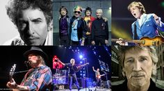 Classic rock acts The Who, Roger Waters and Bob Dylan posted similar videos that seem to hint at their participation in an October festival held at the site of Coachella. October Festival, Desert Trip, Roger Waters, Bob Dylan, Classic Rock, Coachella, Acting, Videos, Video Clip