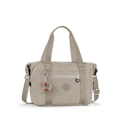 Kipling Art S Basic Handtasche Warm Grey