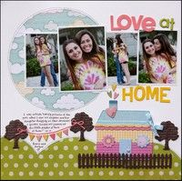 A Project by suzyplant from our Scrapbooking Gallery originally submitted 11/29/10 at 02:11 PM