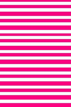Hot pink/white stripes background