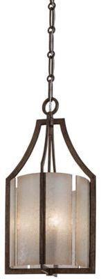 Minka Lavery Clarte 3-Light Pendant in Iron
