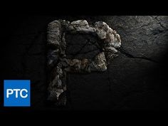 Create a Realistic Rock Text Effect In Photoshop