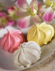 Rose Tea Cottage....Meringues