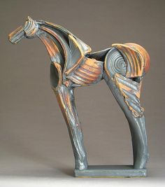 ceramic horse - one of my fav ceramic artist.