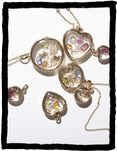 Loquet London What a romantic gift: Pick a locket, fill it with charms...