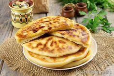 Хачапури по-имеретински с сыром рецепт