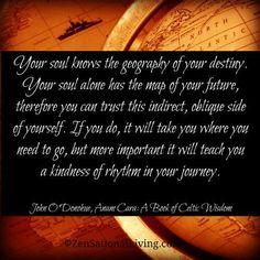 John O'Donohue, Anam Cara: A Book of Celtic Wisdom #quotes