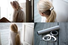 5 inch and up: Diy dries hair