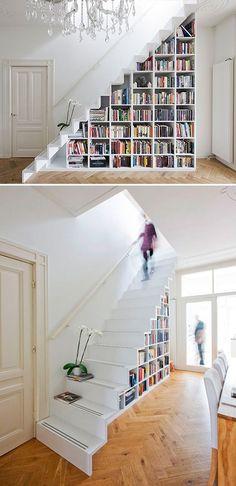 Si quieres ideas para aprovechar al máximo el espacio de tu casa, descubre estas geniales ideas que os dejamos a continuación.