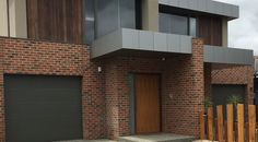 Looking for smooth red bricks in Melbourne, or perhaps a modern style? Explore the complete product range from Advance Bricks. Red Bricks, Facades, Melbourne, Garage Doors, Outdoor Decor, Modern, House, Home Decor, Trendy Tree