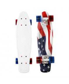 "Penny Skateboards USA 4th of July USA Flag 22"" Original Penny Skateboard     this is actually the one I want"