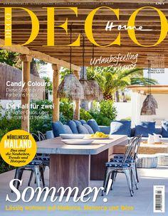 DECO HOME 3/2015 - Sommer auf den Balearen