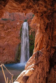 Mooney Falls - Grand Canyon