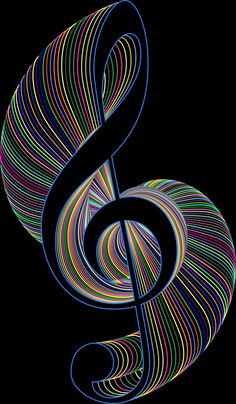 Ideas Music Ideas Art Treble Clef For 2019 Music Drawings, Music Artwork, Art Drawings, Kaleidoscope Art, Musik Wallpaper, Art Fractal, Artist Logo, Artist Branding, Music Pictures