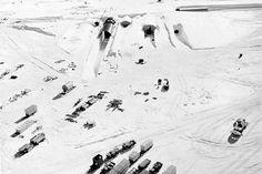 El derretimiento de hielo en Groenlandia amenaza con liberar reliquias…