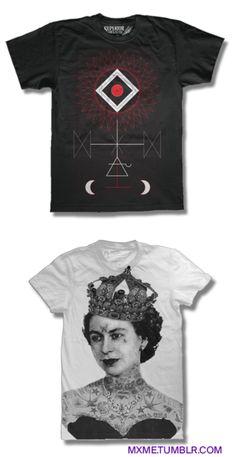 Maxime Buchi Design Shirts & Destroy