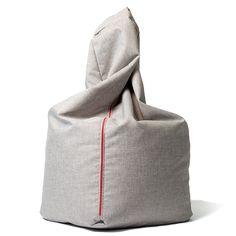 Pufa worek Grey XL Gigant #pufa #pufaworek #amaret