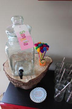 DIY: Pom-Pom Drink Stirs