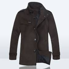 Mens Overcoats new style