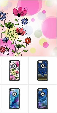OtterBox iPhone 6/6s Cases