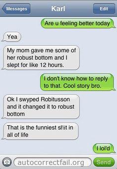 Robust Bottom..