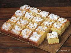 To ciasto zrobi się samo, wymieszaj składniki i wstaw do piekarnika - Obżarciuch Eat Cake, Banana Bread, Cheese, Desserts, Food, Tailgate Desserts, Deserts, Essen, Dessert