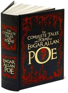 Edgar Allen Poe! I have this book twice two different covers a little Poe obsessed...