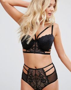 ASOS Fuller Bust -- 4 Retailers Whose Own Brand Lingerie Ranges You Need to  Know fa5504679