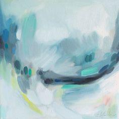"""Cadence No.4"" fine art canvas print by Emily Jeffords"
