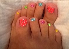 Summer toes ready for the beach ☀ by 123abc