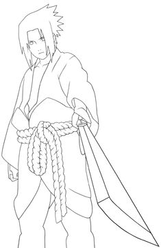 Sasuke Coloring Pages to Print - Coloring For Kids 2019 Stitch Coloring Pages, Coloring Pages To Print, Coloring For Kids, Colouring, Naruto Drawings, Naruto Art, Naruto Sketch, Disney Princess Silhouette, Superhero Coloring