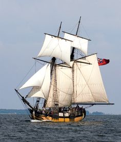 Chestertown, MD - Sailing cruise w/ Sultana Project
