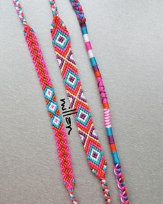 How to Make Friendship Bracelets Easy Step by Step Tutorial for Kids Crafts Materials. Etsy is the home to thousands of handmade, vintage, and one-of-a-kind. friendship bracelets to make Thread Bracelets, Embroidery Bracelets, Woven Bracelets, Ankle Bracelets, Handmade Bracelets, Paracord Bracelets, Beaded Necklaces, Bracelet Fil, Bracelet Crafts