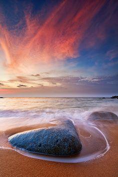 ~~Beautiful Moment ~ serene beach by Bobby Bong~~