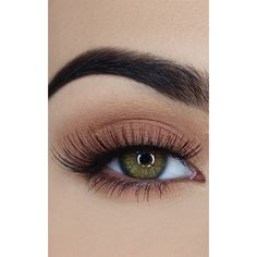 Sosu Ella False Eyelashes ($7.31) ❤ liked on Polyvore featuring beauty products, makeup, eye makeup, false eyelashes and black