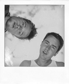 Brad Pitt and Edward Norton Fight club Fight Club 1999, Fight Club Rules, Brad Pitt, Love Movie, Movie Tv, Movies Showing, Movies And Tv Shows, Marla Singer, Citations Film