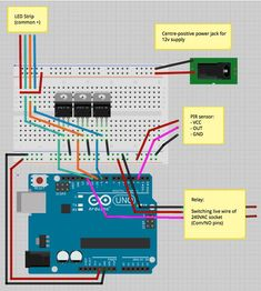 Night-light and sunrise alarm using Arduino http://www.makeuseof.com/tag/arduino-night-light-and-sunrise-alarm-project/