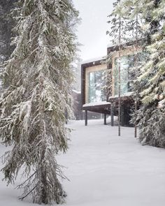 Studio Puisto Have Designed a Stunning and Incredibly Unique Hotel in Rovaniemi, Finland
