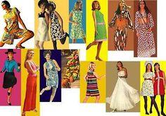 60's Fashionがス~キ~♡|Amor e Paz☆ do Brasil