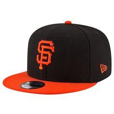 more photos 82e9f 8fdaf San Francisco Giants New Era Team Patcher Adjustable Hat - Black